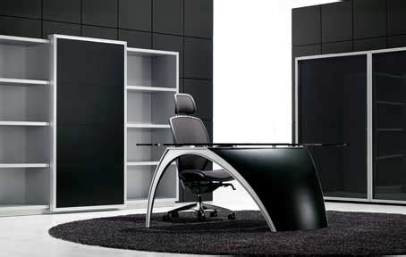 futuristic desks for home office luna by uffix digsdigs luna contemporary desk freshome com