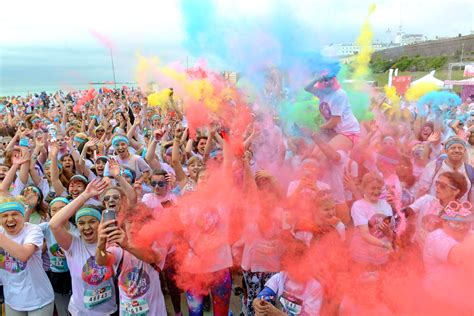 color run paint from colour lover to colour runner robinson