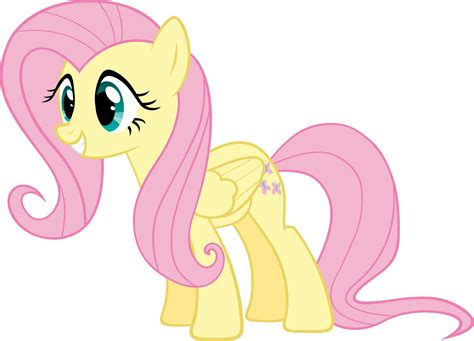 Fluttershy Excited By Myardius On Deviantart My Pony Fluttershy Color In