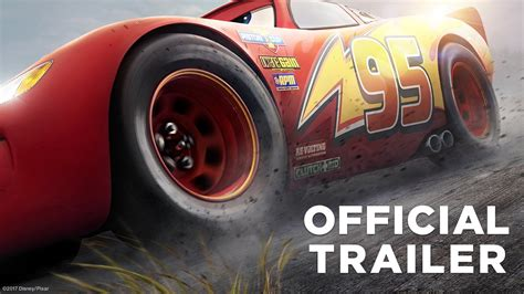 Watch Car 3 2017 Watch Cars 3 Official Us Trailer Electric 94 9