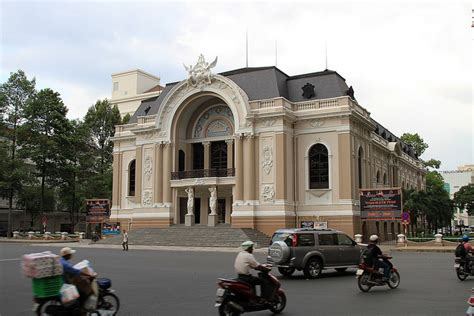 the house of saigon saigon opera house ho chi minh city attractions