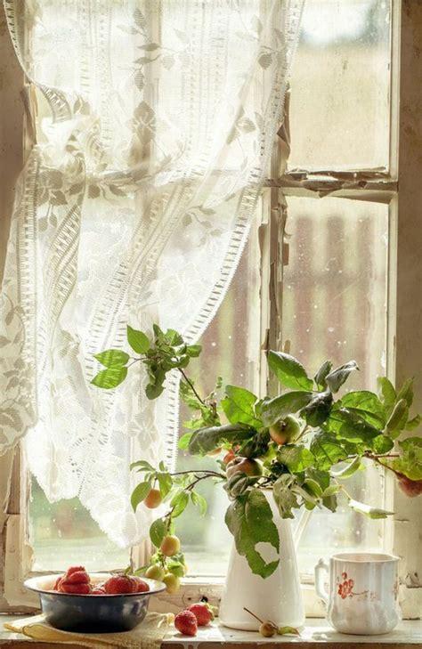 Fensterdeko Ideen by Fensterdeko F 252 R Die K 252 Che 26 Fensterbank Deko Ideen