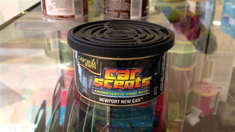 California Scents Newport New Car california car scents newport new car