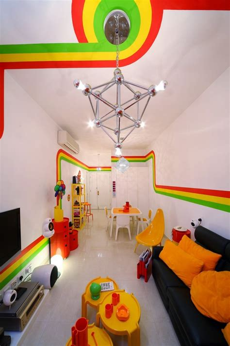 rasta home decor the rainbow house delightful masterpiece designed by moderne