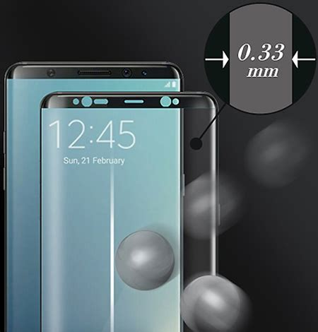 Tempered Glass Samsung 2 Made In Japan samsung galaxy s8 tempered glass clear gp g950qceeaaa
