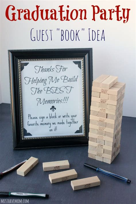book ideas guest book ideas for graduation party images