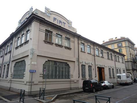 sede fiat torino forum italie 1935 45 consulter le sujet centro storico