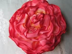 ribbon flowers flower ribbon flowers the abundant artist