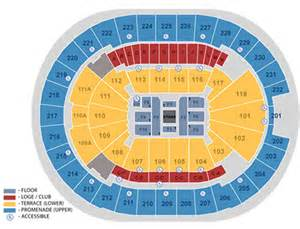 Amway Center Floor Plan Seating Maps Amway Center