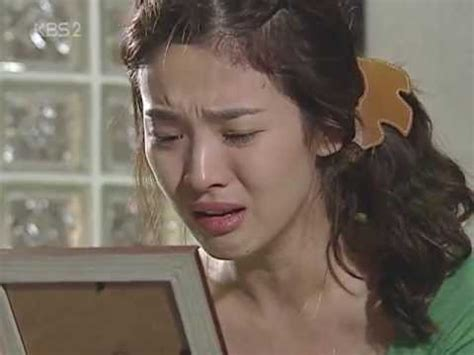 song hye kyo full house full house e01 song hye kyo cry scene 풀하우스 송혜교 youtube