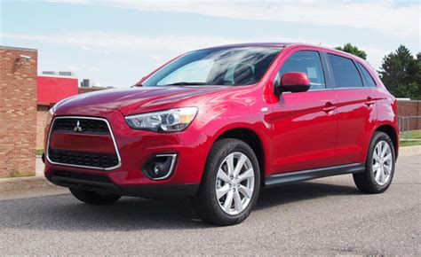 mitsubishi outlander sport 2014 car reviews 2014 mitsubishi outlander sport review