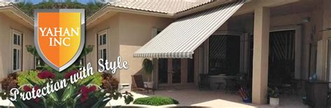 awnings fort lauderdale canopy awnings permanent awnings canopy shades