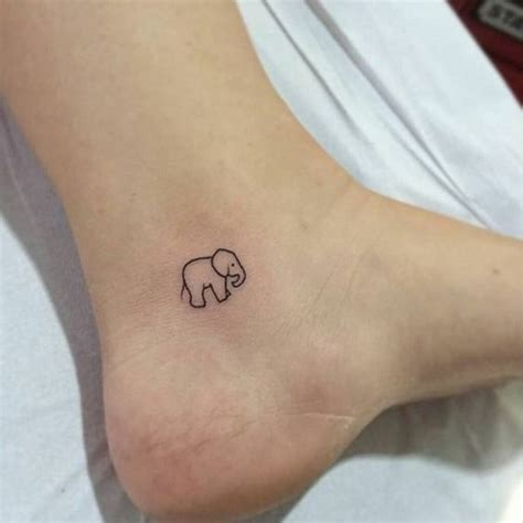 elephant tattoo on heel 101 elephant tattoo designs that you ll never forget