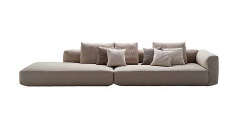 low seating sofa low profile sectional sofas beliani modern sectional