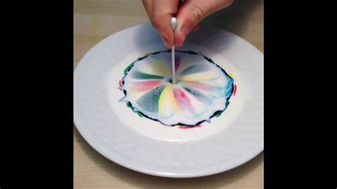 milk dish soap food coloring what happens when you combine milk food coloring and dish