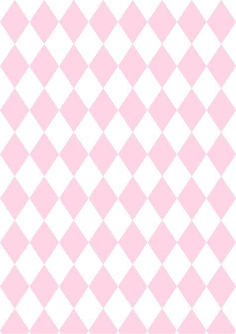 pink pattern free free digital pink harlequin scrapbooking paper