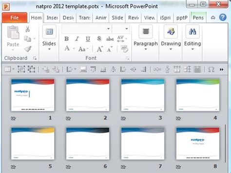 what is a potx file chagne design powerpoint design