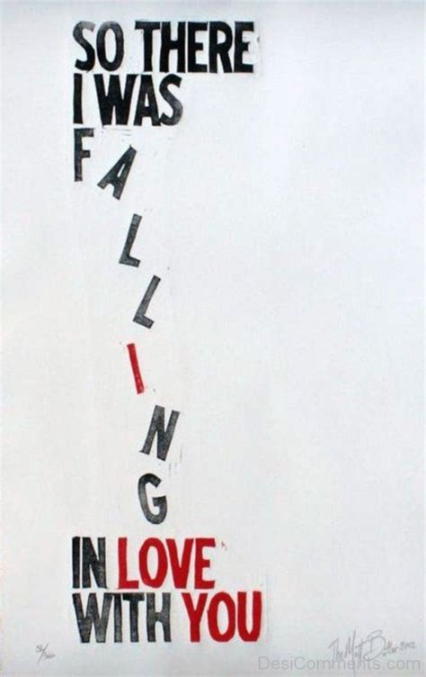 Fall In With Falling In by Quotes Pictures Images Graphics For