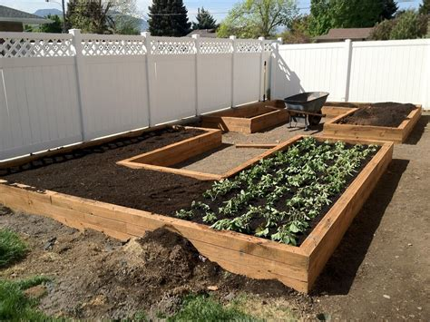 garden boxes ideas how to build garden boxes step by step instructions