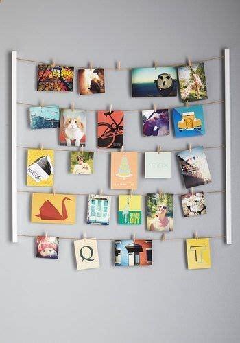 cool things to put on your bedroom wall las mejores ideas para decorar con las fotos de tus