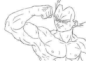 dbz characters drawings images