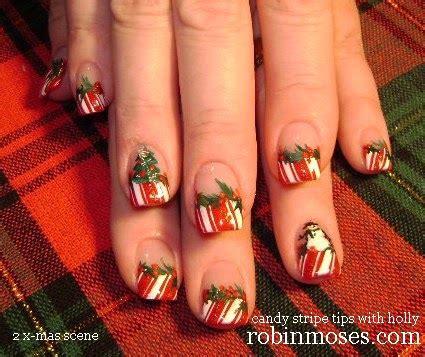 christmas robin nails robin moses nail nail nails designs nail