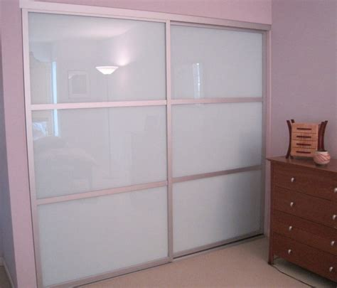 Glass Sliding Closet Doors Sliding Glass Closet Doors The Sliding Door Company Modern Interior Doors