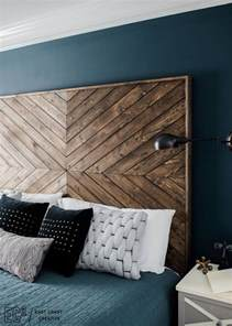 best 25 diy headboard wood ideas on reclaimed