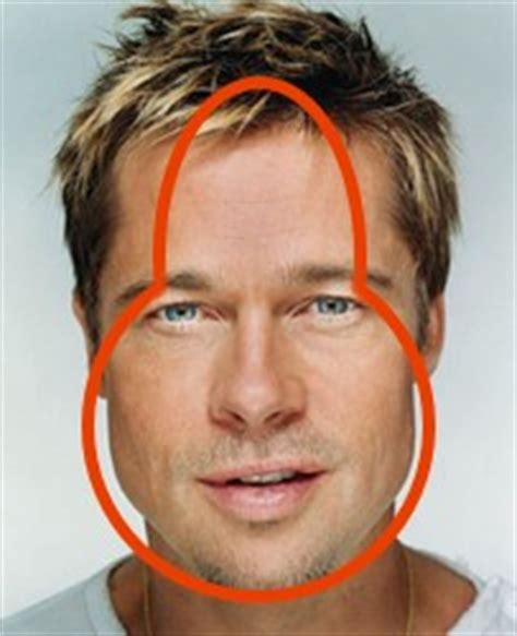mens hairstyles for pear shaped face pear face shapes men www pixshark com images galleries