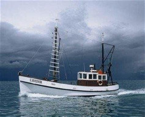 halifax mini bass boats small converted fishing trawler classic launches game