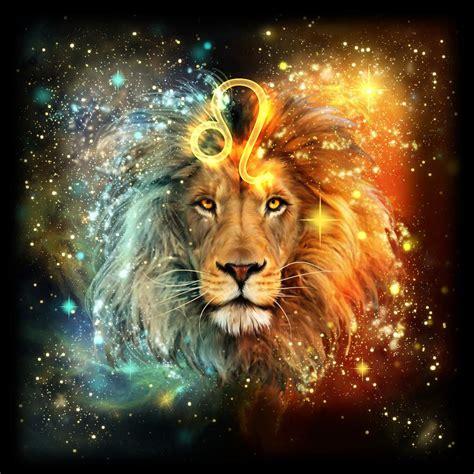 Leo To Be A by Ciro Marchetti Painting Zodiac Leo By Ciro Marchetti