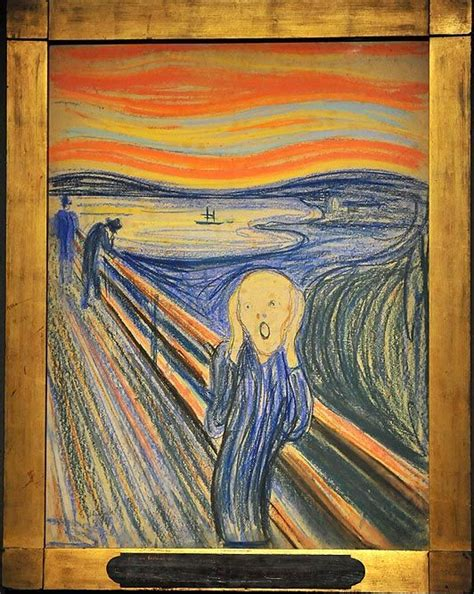 the most famous paintings the scream most famous paintings and edvard munch on