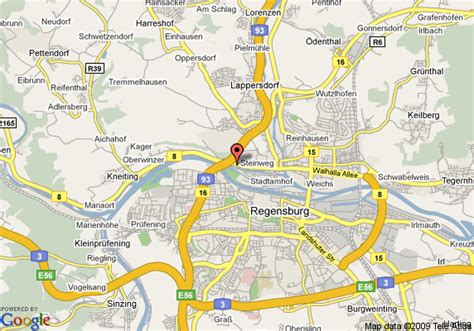 regensburg germany map map of courtyard by marriott regensburg regensburg