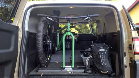 Inside Suv Bike Rack by Looking For Car Interior Bike Rack Design Ideas For
