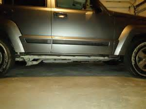 Jeep Liberty Rocker Panel Lost Jeeps View Topic What You Done To Your Kk Lately