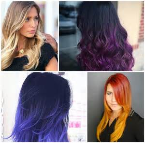 hair colors new hair color combinations for ombre hair best hair