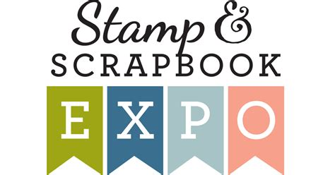 rubber st and scrapbook expo freebie friday st scrapbook expo apron giveaway