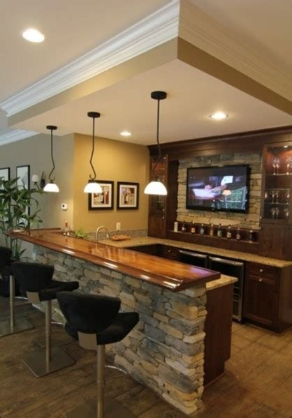 Top 40 Best Home Bar Designs And Ideas For Men Next Luxury Basement Bar Idea