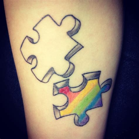 gay pride tattoo pride tattoos