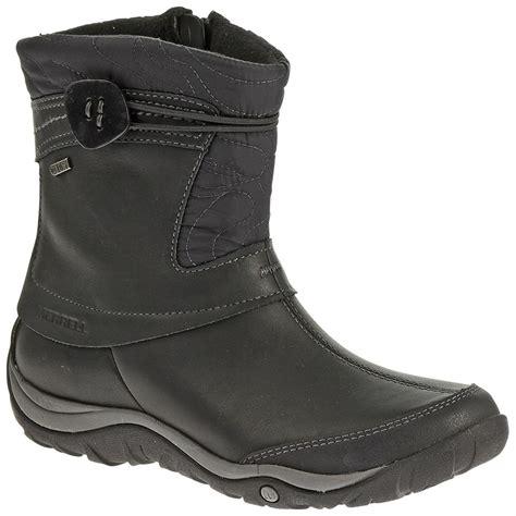 waterproof womans boots s merrell dewbrook zip waterproof boots 617469
