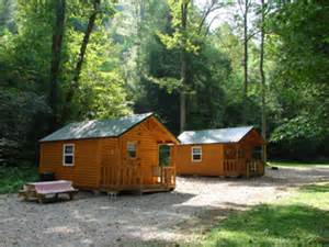 hocking cing cabins in ohio