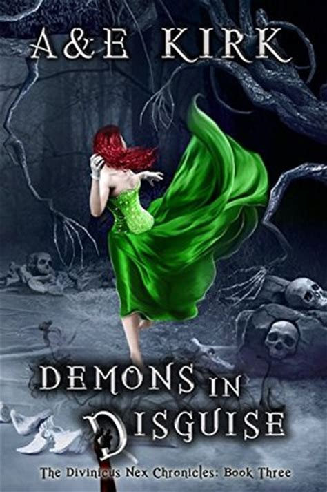 with a hex boy a divinicus nex chronicles books novels and necklaces book review demons in disguise