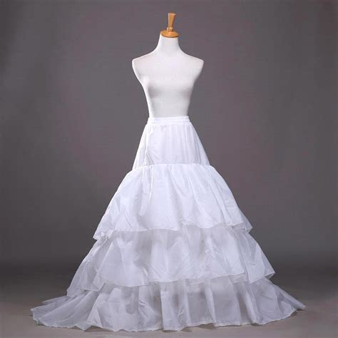 Wedding Dress Petticoat aliexpress buy 2015 cheap 3 hoops petticoat for