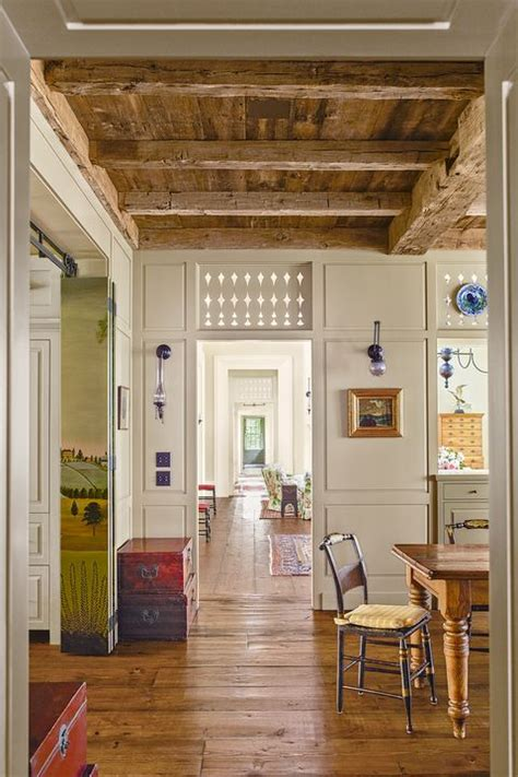 charming farmhouse  hiding  surprising secret