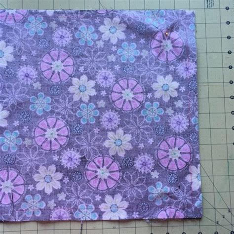 10 Minute Place Mat Pattern - easy 10 minute sewing project how to sew reversible