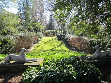tudor place dc gardens a little garden grove on the tudor place grounds picture