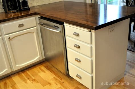 cabinet top decoration ideas exquisite dark oak counter top and white