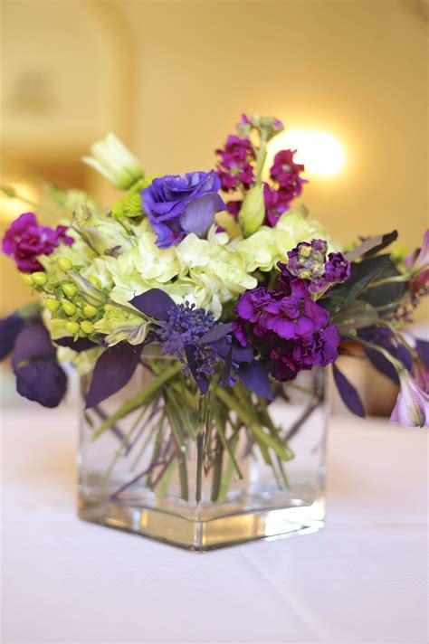 purple and green centerpieces for weddings purple and green wedding centerpieces ipunya