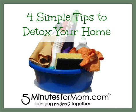 Detox Your At Home by 4 Simple Tips To Detox Your Home