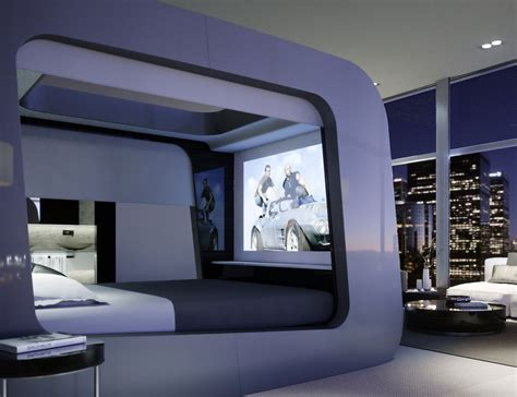 high tech bedroom gadgets hican revolutionary smart bed 15 minute news
